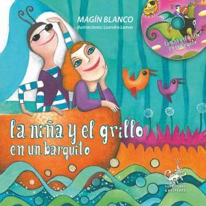 5_La niña y el Grillo en un barquito